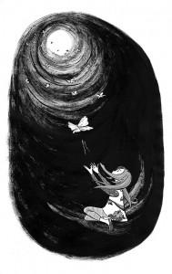 Isolya by Shana Nieberg-Suschitzky (UV 2012 - Illustrator)