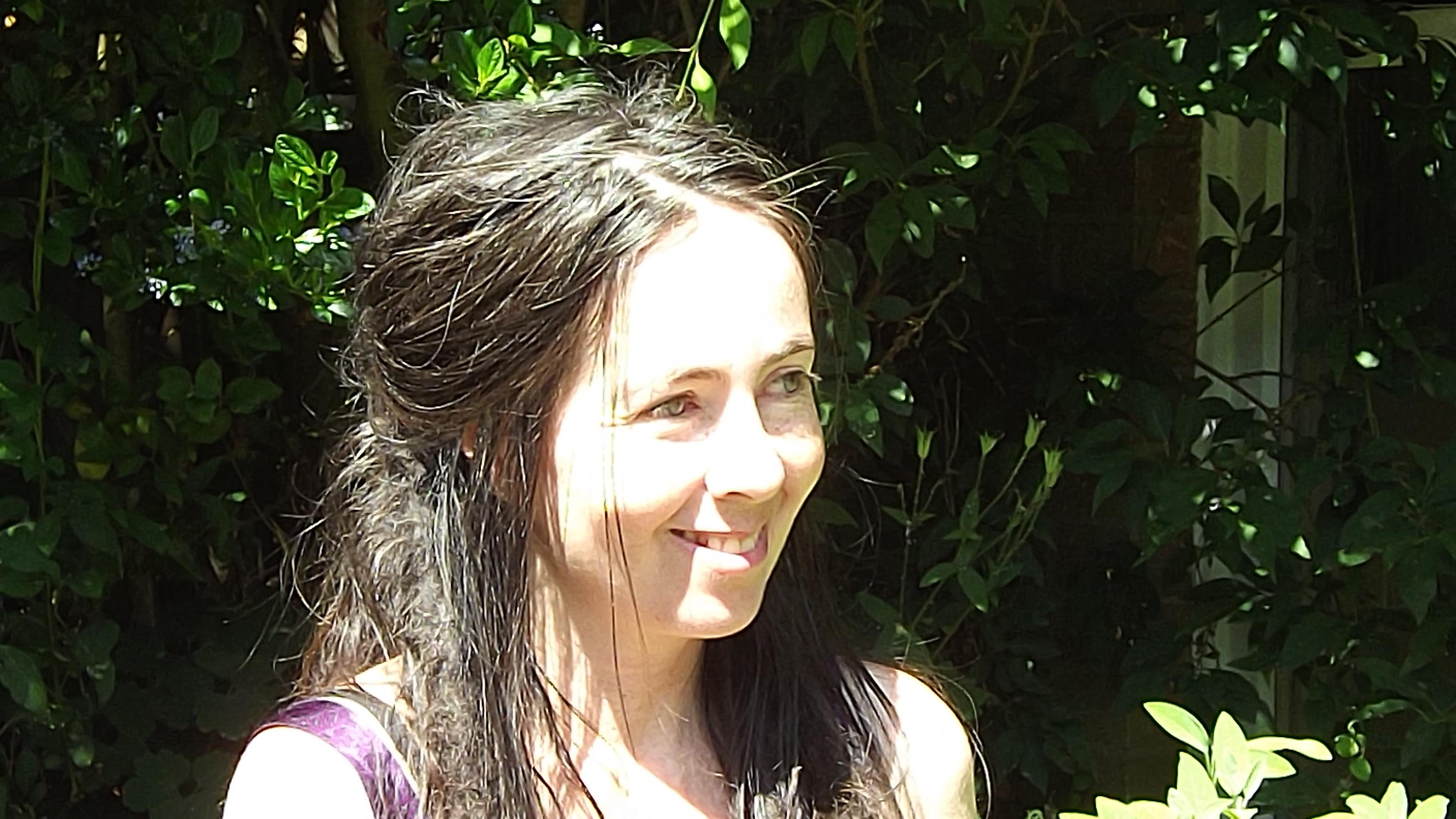 Rachel Rivett (UV 2014)